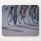 Track cycling mouse pad