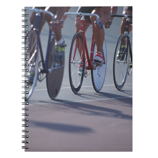 Track cycling notebook