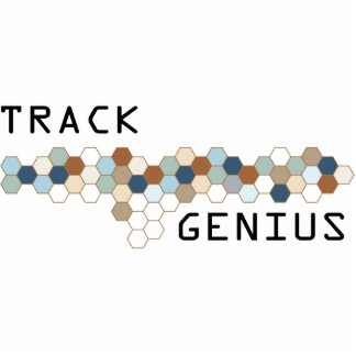 Track Genius Acrylic Cut Out