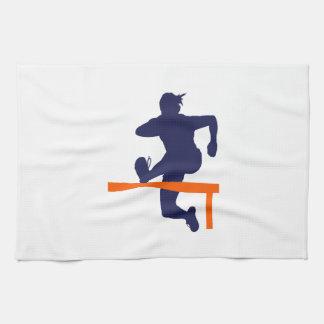 TRACK HURDLER HAND TOWELS