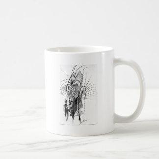 Track Marks005 Coffee Mug
