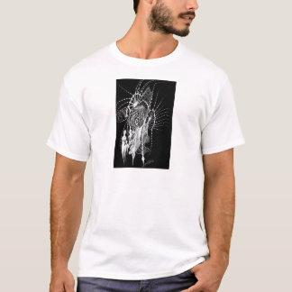 Track Marks Inverted T-Shirt