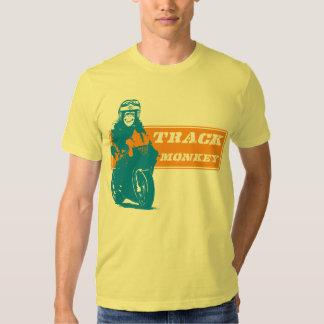 Track Monkey T-Shirt