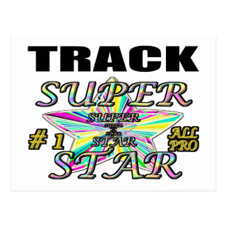 track postcard