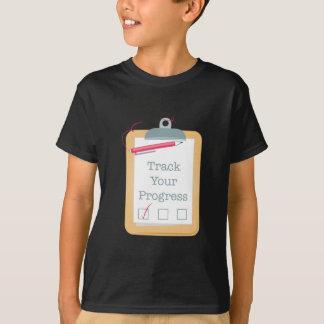 Track Progress T-Shirt