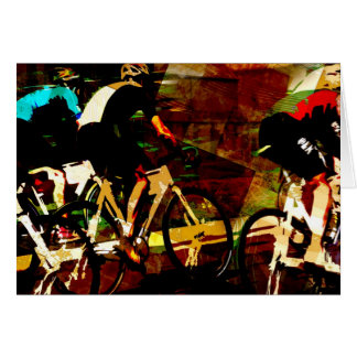 Track Racing Cards