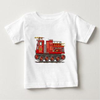 Track Rescue Pumper Fire Truck Firefighter Shirt