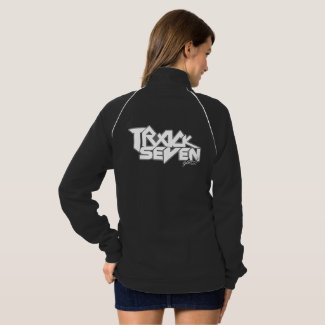 Track Seven Band California Fleece track jacket