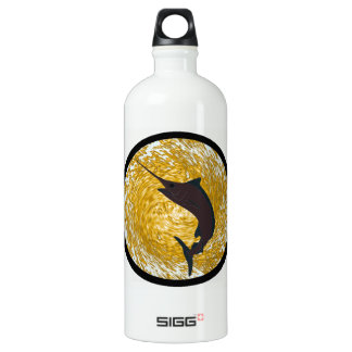TRACK THE MARLIN WATER BOTTLE