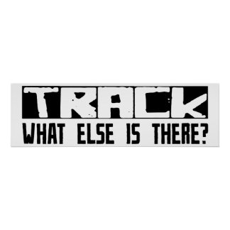 Track What Else Is There? Poster