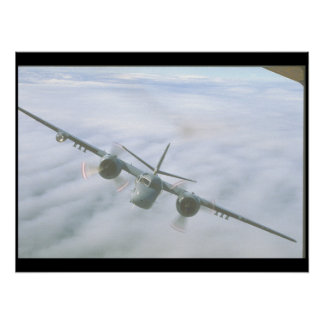 Tracker. (clouds;tracker_Military Aircraft Poster