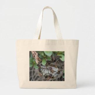Tracker Jackers Canvas Bag
