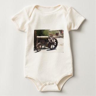 Tracker Truckin Baby Bodysuit