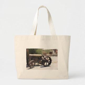 Tracker Truckin Canvas Bag