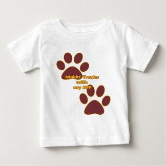 Trackin BFF Baby T-Shirt