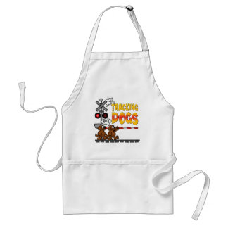 Tracking Dogs Adult Apron