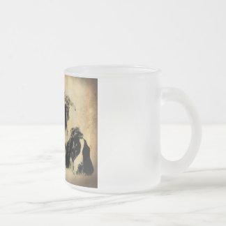 Tracking English Springer Coffee Mug