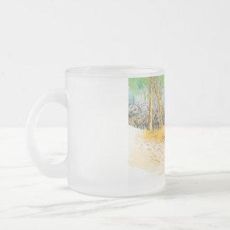 Tracking Coffee Mugs