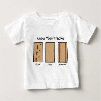 Tracks Baby T Baby T-Shirt