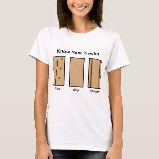 Tracks Ladies T T-Shirt