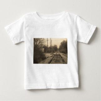 Tracks to Nowhere Baby T-Shirt
