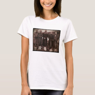 Trackwomen on Railroad WWII T-Shirt