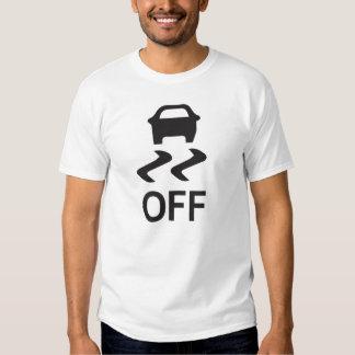 Traction Control - Manual Shirt