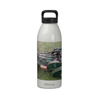Traction Engine Model Reusable Water Bottle