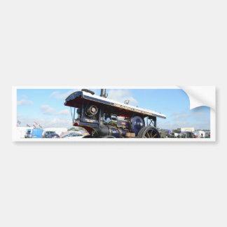 Traction Engine Renown Car Bumper Sticker