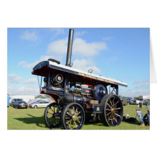 Traction Engine Renown Card