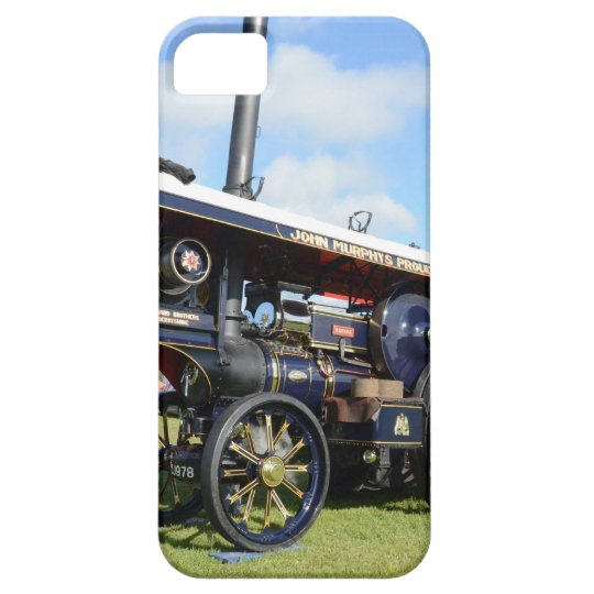Traction Engine Renown iPhone SE/5/5s Case