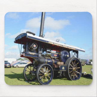 Traction Engine Renown Mouse Pad