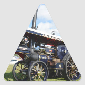 Traction Engine Renown Stickers