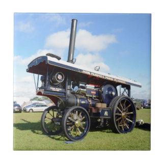 Traction Engine Renown Tile