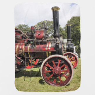 TRACTION ENGINES SWADDLE BLANKET