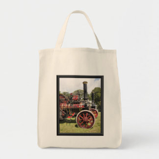 TRACTION ENGINES TOTE BAG