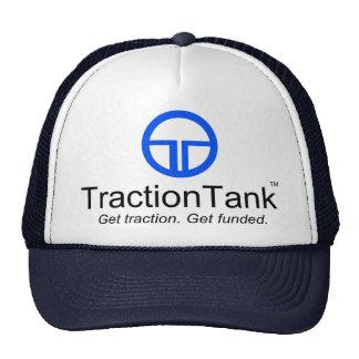TractionTank Dual-Entonó el casquillo de la bola Gorro De Camionero