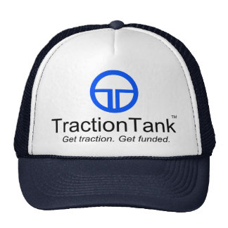 TractionTank Dual-Toned Ball Cap Trucker Hat
