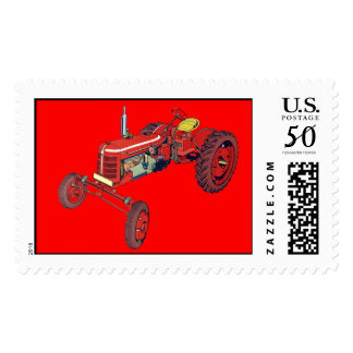 tractor2 postage