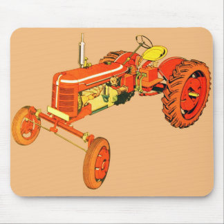 tractor5 mouse pad