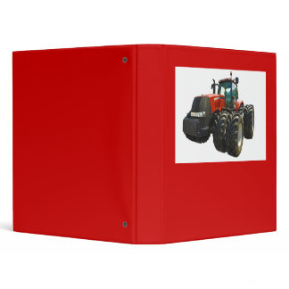 tractor 3 ring binder