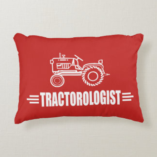 Tractor Accent Pillow