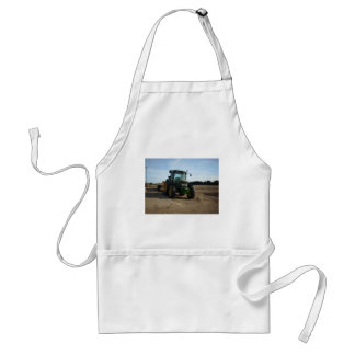 tractor adult apron