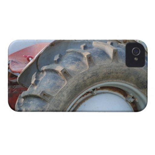 tractor antiguo carcasa para iPhone 4