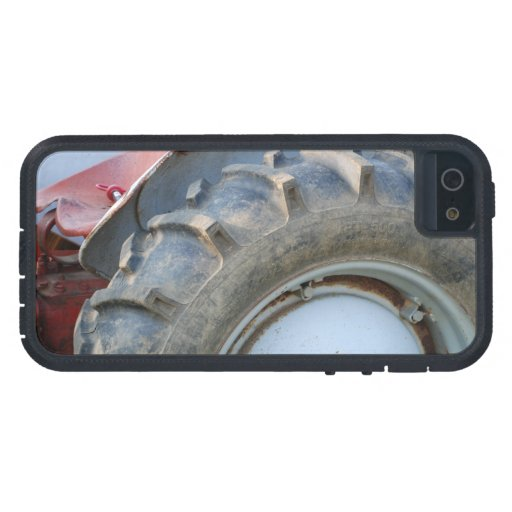 tractor antiguo iPhone 5 coberturas