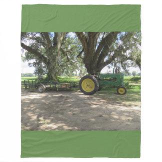 Tractor Blanket