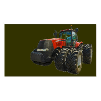 tractor business cards
