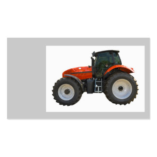 tractor business card template