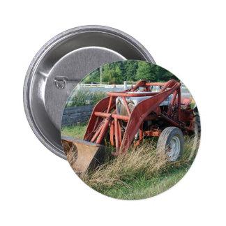 tractor 2 inch round button
