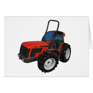 tractor card